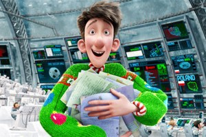 Arthur in ``Arthur Christmas.''