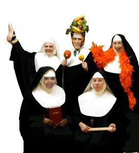 Nunsense coming to FCC