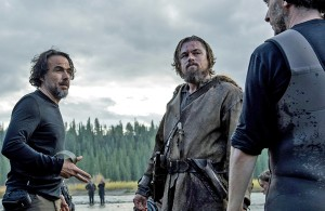 Leonardo DiCaprio (center) stars as  Hugh Glass who  was left for dead In The Revenant opening Friday, Jan. 8 at St. Louis area theaters.