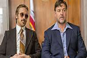 Ryan Gosling and Russell Crowe partner up in The Nice Guys