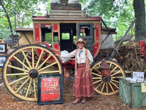 Stagecoach returns to Silver Dollar City