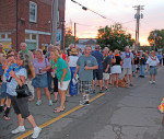More than 800 persons attended the Scenes from Tropical Island Street Party in Old Town Florissant  on Aug. 31