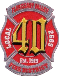 Flovalley fire protection logo
