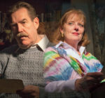 "Real life couple Gerry and Kay Love star in the Hawthorne Players' ""Love Letters"""