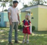 Chris Evans and McKenna Grace are uncle and niece in the heart-warming film 'Gifted' opening this Friday.