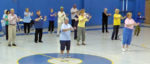 A World Tai Chi demonstration from last year's event.
