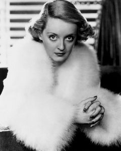 Bette Davis and those Eyes
