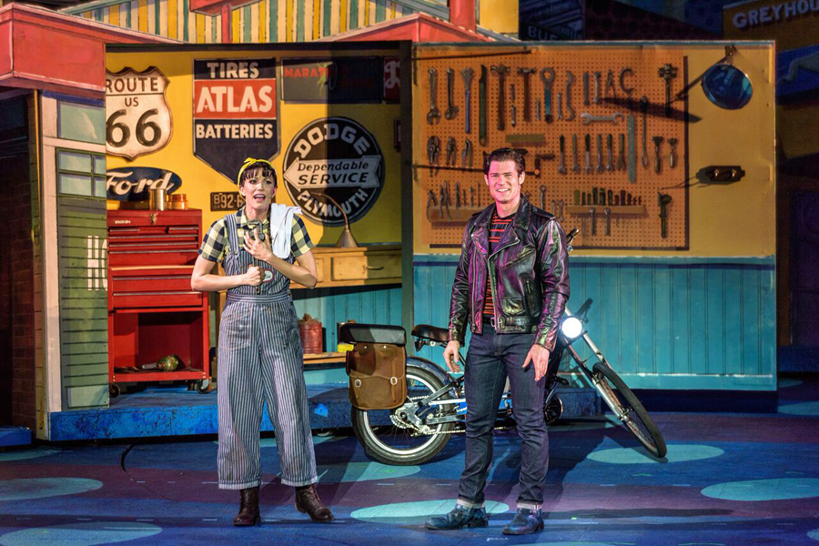 all shook up musical chad All shook up las vegas tickets chad meets natalie when he comes to town following the broadway production of all shook up, the musical began a united.