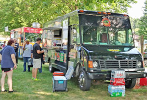 City of Hazelwood's second food truck night and a concert at Howdershell Park July 18