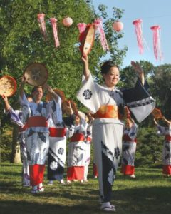 Festivities at the Missouri Botanical Garden's Japanese Festival draw big crowds every year.