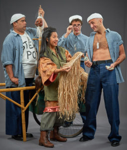 Bloody Mary: One of the opening numbers of STAGES' South Pacific