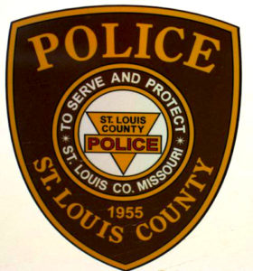 STL COUNTY POLICE SHIELD