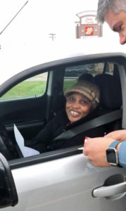 An unsuspecting driver gets the shock of her year when they she was handed a $100 Target gift card from a Florissant police officer instead of a ticket!