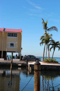 Many parts of the MIddle Keys are pristine having suffered little damage from Hurricane Irma.