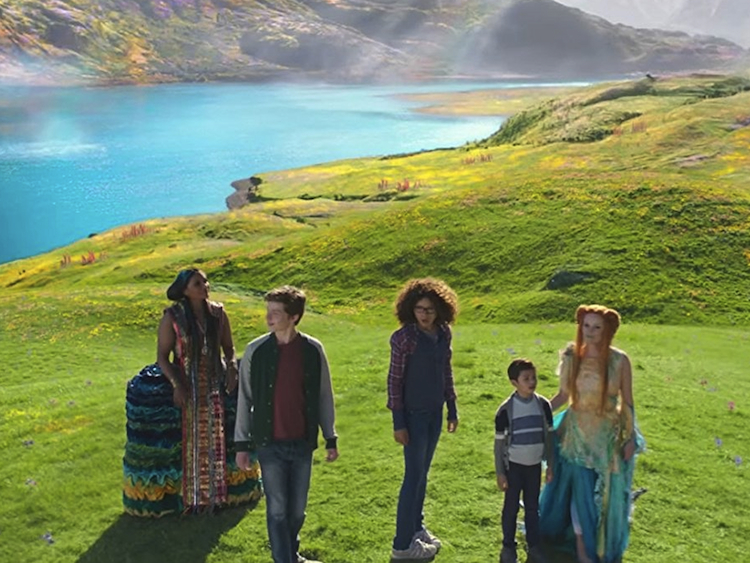 A Wrinkle In Time Not Since Narnia Florissant Flovalley News